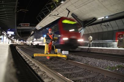 Amberg Rail: measurement systems for railway surveying